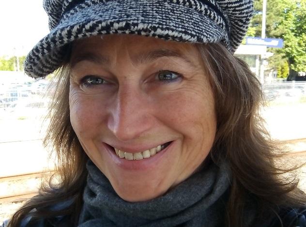 Bild Petra Weiß Zukunftsgestalterin in Weinheim