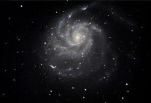 Bild zur Astromedizin Galaxie